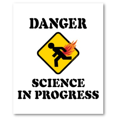 Danger Science in Progress
